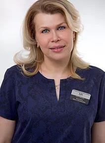 Баканова Ольга Леонидовна — стоматолог-ортопед